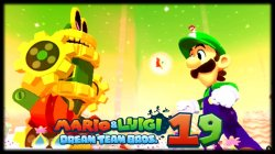 Mario y Luigi Dream Team Bros | Capítulo 19