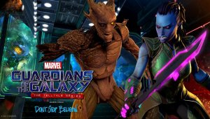 Marvel's Guardians of the Galaxy: The Telltale Series - Episodio cinco