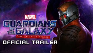 Marvel's Guardians of the Galaxy: The Telltale Series - Tráiler de presentación