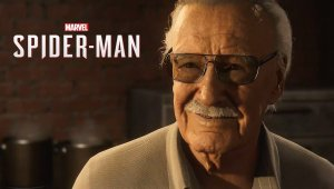 Marvel's Spider-Man - Stan Lee Cameo