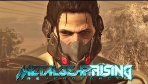 Metal Gear Rising: Revengeance - 'The Desperado Elite Trailer' TRUE-HD QUALITY