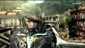 METAL GEAR RISING | SUIT OVERVIEW