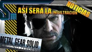Metal Gear Solid Ground Zeroes y la infiltración