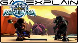 Metroid Prime: Federation Force - Mission 12 (Saved by Samus!)