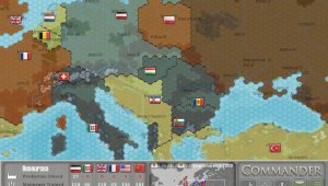 Military History Commander Europe at War Gameplay