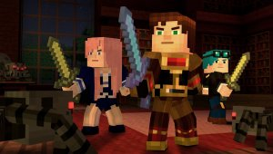 Minecraft: Story Mode Episode 6 'A Portal to Mystery' Launch Trailer