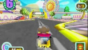 Monkey Kart Gameplay 2