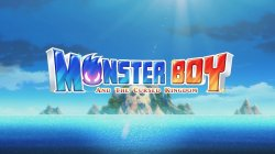 Monster Boy and the Cursed Kingdom - Tráiler del E3