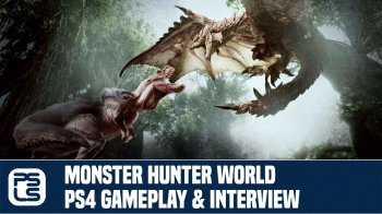 Monster Hunter World - Gameplay y entrevista