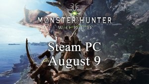 Monster Hunter: World - Tráiler de lanzamiento en PC
