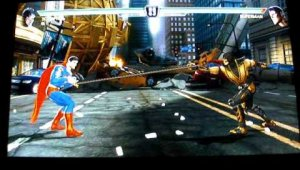 Mortal Kombat vs DC Universe Gameplay