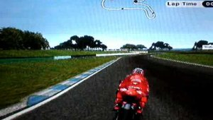 MotoGP 08 Gameplay