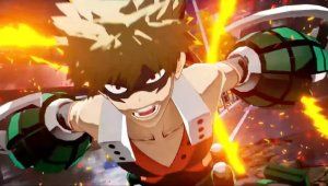 My Hero Academia: One's Justice - Primer Gameplay