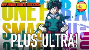 My Hero One's Justice - Tráiler con material jugable