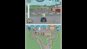 My Sims Racing DS