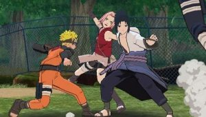Naruto Clash of Ninja Revolution 2 Gameplay