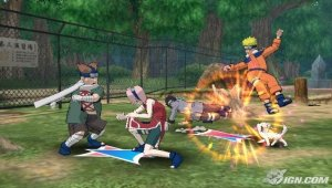 Naruto Clash of Ninja Revolution 2 Trailer