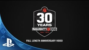 Naughty Dog celebra su 30 aniversario con un emotivo documental
