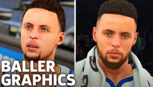 NBA 2K18 Vs NBA Live 18 - Comparativa gráfica de Gamespot