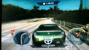 Need for Speed Undercover Gameplay