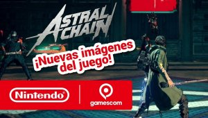 Nintendo Presents: ASTRAL CHAIN (Gamescom 2019 Gamplay)