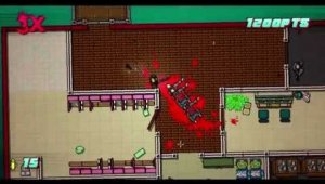 Nuevo gameplay de Hotline Miami 2: Wrong Number
