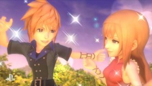 Nuevo gameplay de World of Final Fantasy en PlayStation 4