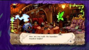 Nuevo tráiler de The Witch and the Hundred Knight