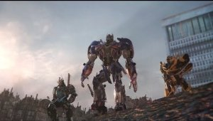 Nuevo tráiler de Transformers: Rise of the Dark Spark