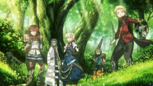 Nuevo tráiler del cross-over Etrian Odyssey and the Mystery Dungeon
