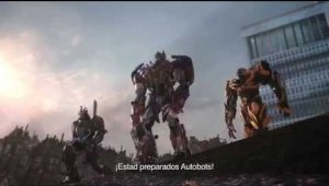 Nuevo vídeo de Transformers: The Dark Spark