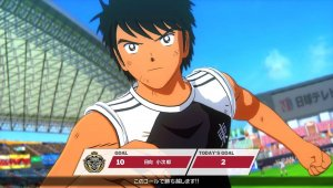 Nuevo y extenso gameplay oficial de Captain Tsubasa: Rise of New Champions