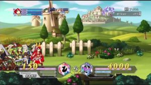 Ocho minutos del esperado Battle Princess of Arcadias