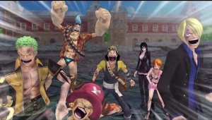 One Piece: Pirate Warriors 3 presenta su quinto tráiler