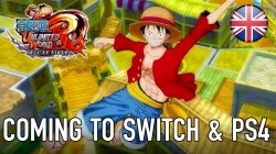 One Piece: Unlimited World Red - Deluxe Edition - Primer tráiler
