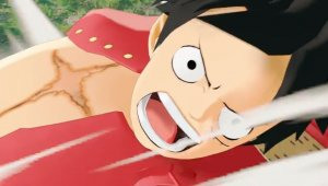 One Piece: World Seeker - Primer Gameplay en PS4