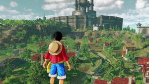 One Piece: World Seeker - Tráiler a resolución 4K