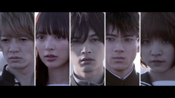 Opening del live-action de Tomodachi Game