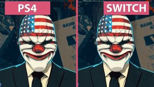 PayDay 2 – Switch vs. PS4