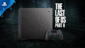 PlayStation 4 Pro Edición Especial de The Last of Us: Parte 2