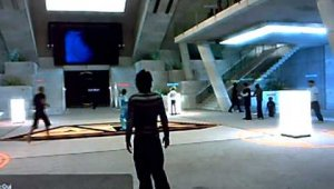 Playstation Home New Xi Space