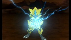 Pokémon Ultrasol y Ultraluna - Movimiento exclusivo de Zeraora