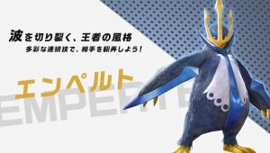 Pokkén Tournament DX - Tráiler de Empoleon en acción