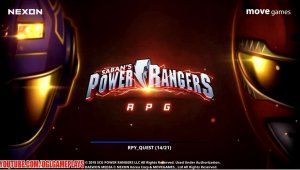 Power Rangers: RPG - Vídeo con gameplay