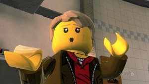 Press Start - LEGO City: Undercover