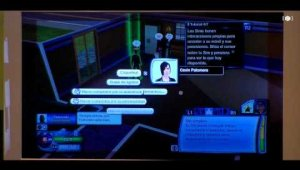 Primer gameplay de Los Sims 3