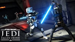 Primer gameplay de Star Wars Jedi Fallen Order