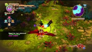Primer gameplay de The Witch And The Hundred Knight