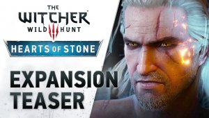 Primer teaser de Hearts of Stone, la expansión para The Witcher 3: Wild Hunt