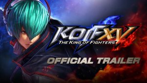 Primer tráiler de King of Fighters XV